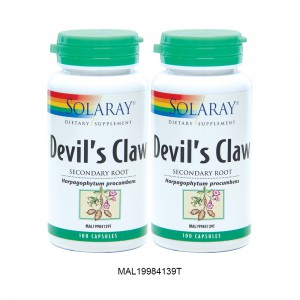 SOLARAY DEVIL'S CLAW TWINPACK BEST BUY (MAL19984139T)